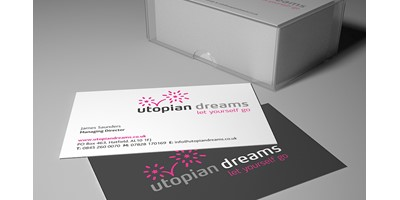 Utopian Dreams Branding