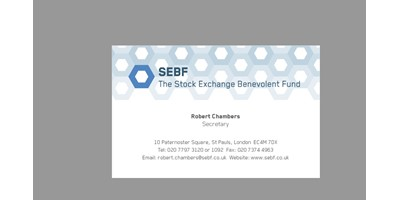 Stock Exchange Benevolent Fund
