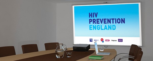 HPE Office Templates - Powerpoint presentation for Health Protection England