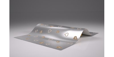 Prego packaging - Insulated foil sheets
